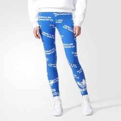 MALLAS ADIDAS ORIGINALS TREFOIL LEGGINS