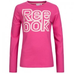 CAMISETA REEBOK NIÑA LONG SLEEVE T-SHIRT
