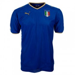 CAMISETA PUMA ITALIA KIDS HOME SHIRT REPLICA