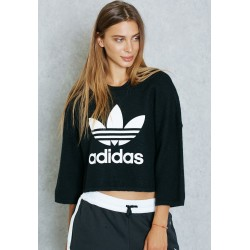 JJERSEY ADIDAS ORIGINALS KNIT CROP SWEAT