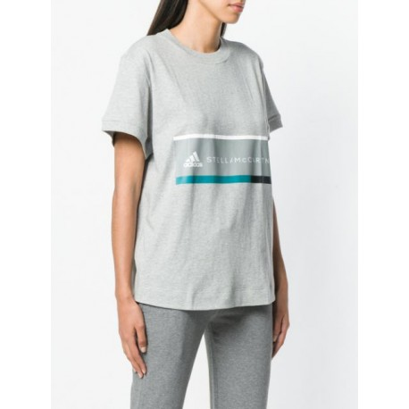 CAMISETA STELLAMCARTNEY LOGO TEE